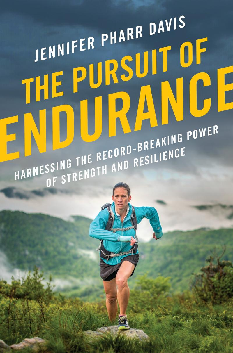 The Pursuit of Endurance book cover.