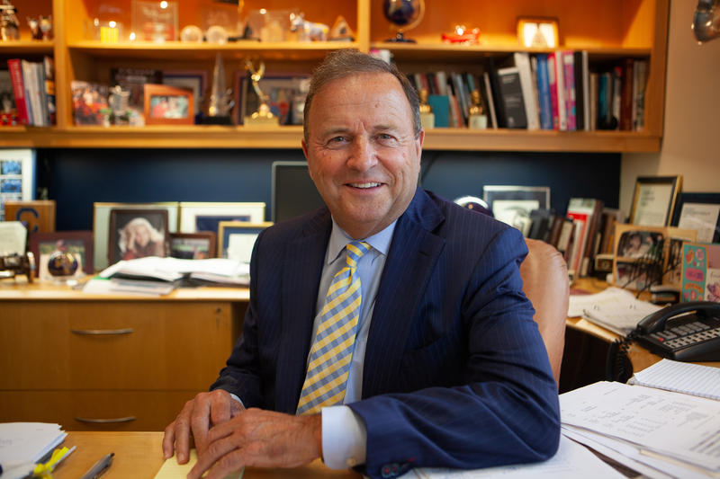 Connecticut Public President and CEO Jerry Franklin announced he will retire in June 2019.