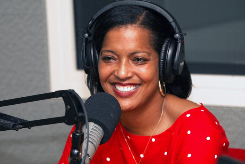Jahana Hayes Democratic candidate for Connecticut's 5th Congressional District