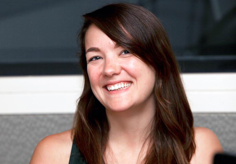 Rebecca Castellani - Scholar of modern literature.
