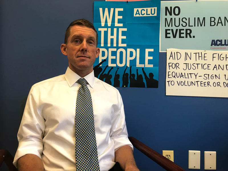 ACLU-CT legal director Dan Barrett says that fear of ICE arrest could convince undocumented migrants to forego justice system.
