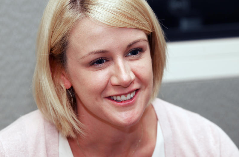 Dr. Amanda Kallen.
