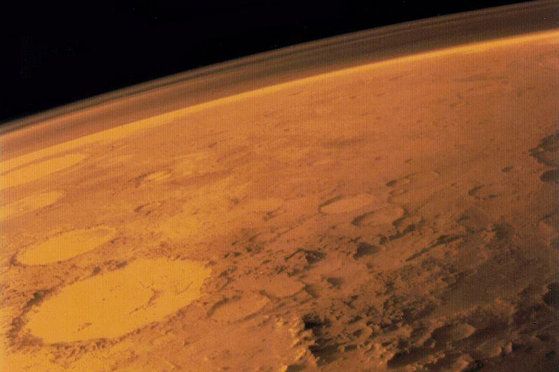 Mars will be very close to Earth this weekend, making for some good weekend viewing.