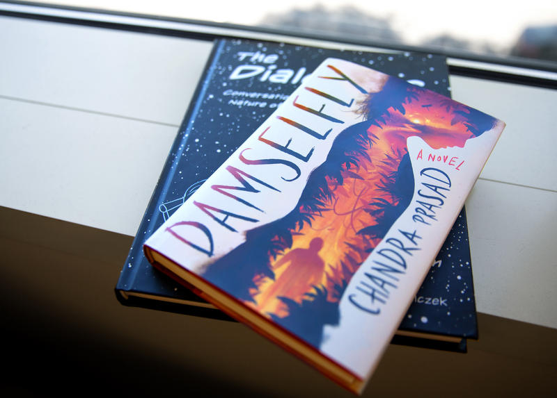 Books DAMSELFLY and THE DIALOGUES