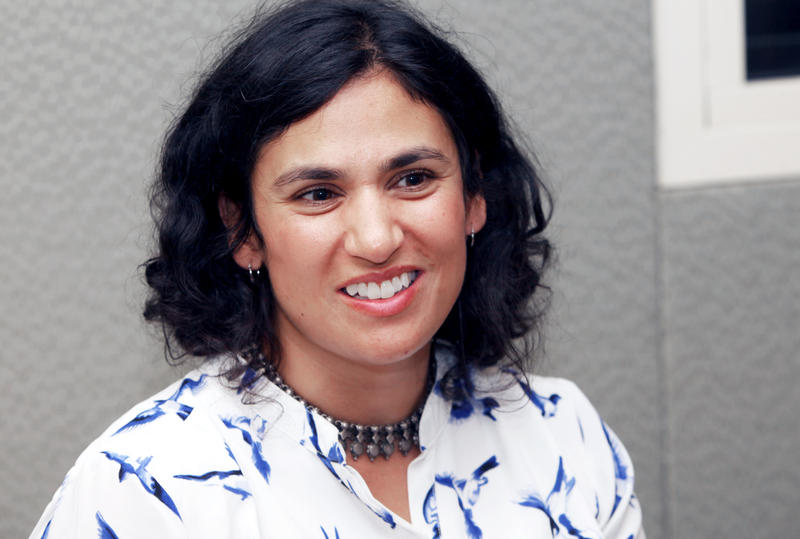 Chandra Prasad - Connecticut-based author of several books, including On Borrowed Wings and Breathe The Sky. Her newest novel, Damselfly, published by Scholastics this March, is her young adult fiction debut.