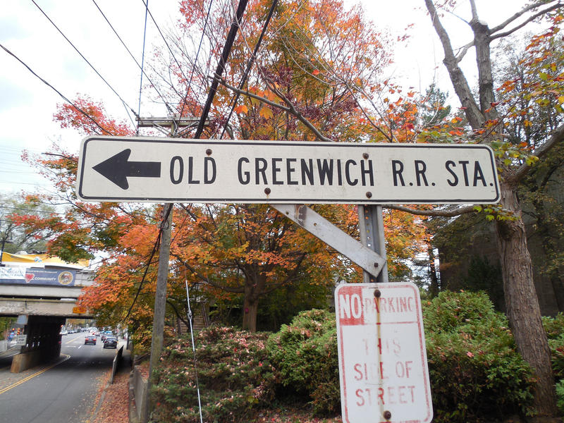 Greenwich, Connecticut.  Fairfield County represents the state's highest concentration of income inequality.