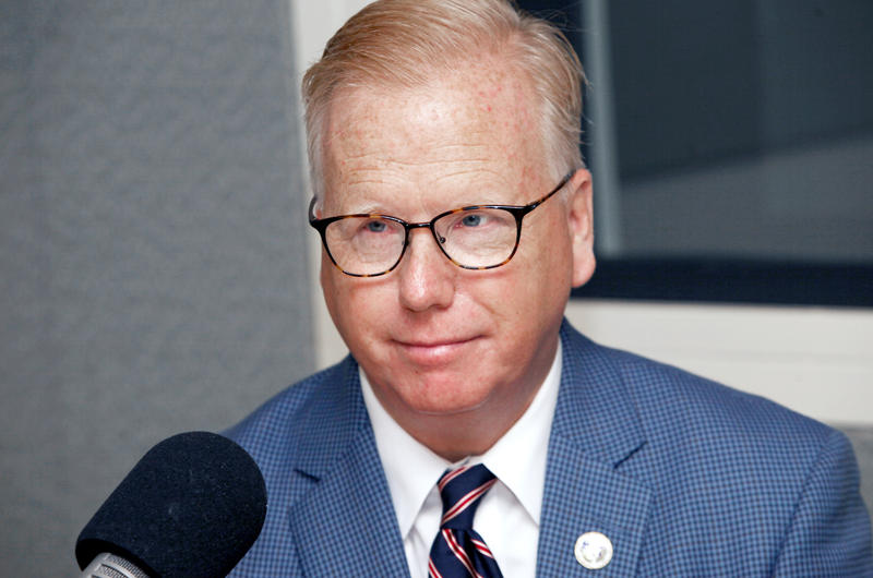 Mark Boughton - Mayor of Danbury and Republican endorsed candidate for governor (@MayorMark).