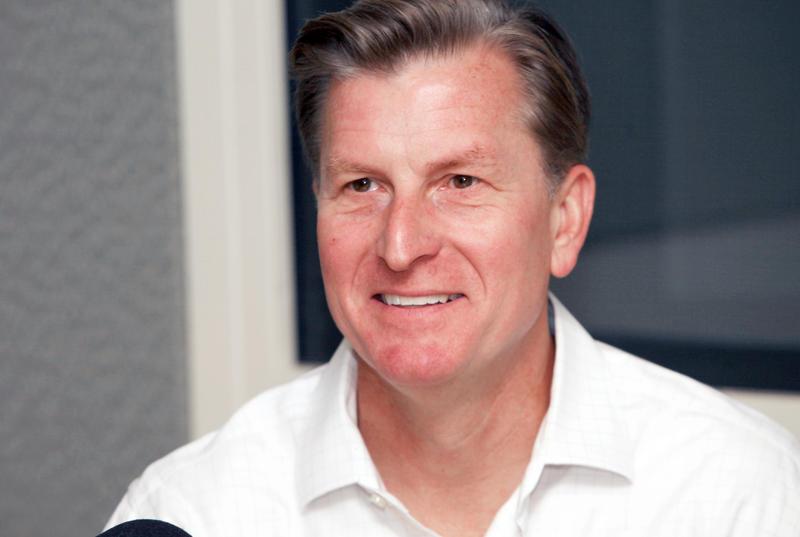 Steve Obsitnik - Republican candidate for governor