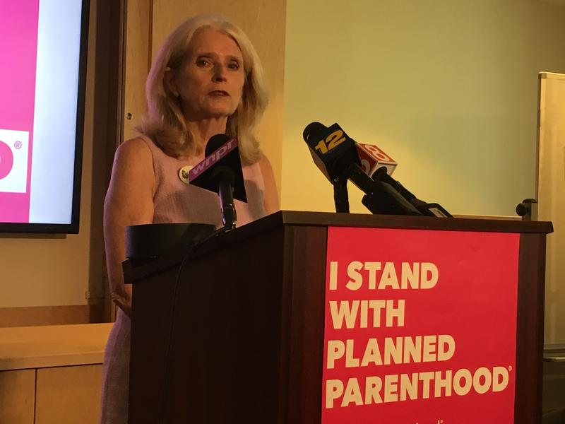 Susan Yolen, Vice President of Policy and Advocacy for Planned Parenthood of Southern New England