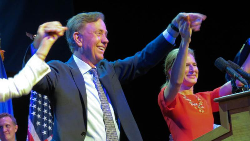 Democratic candidate for governor, Ned Lamont, and his running mate Susan Bysiewicz both coasted to victory in Tuesday's primary.