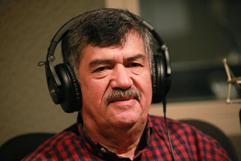 Conrado Ulloa - Chilean Americn who lives in Connecticut, and teacher at Stafford High School. He spent nearly three years as a political prisoner in Chile during the Pinochet dictatorship.