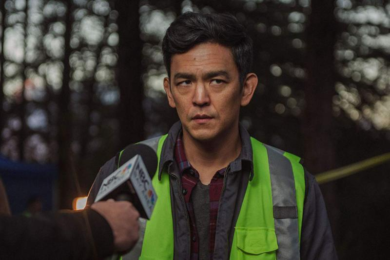 John Cho in Aneesh Chaganty's 'Searching.'