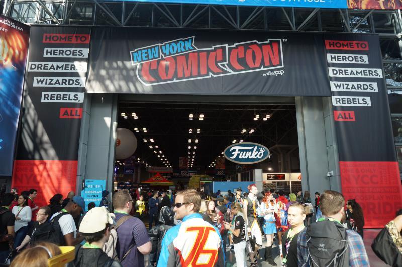 New York Comic Con 2018, Jacob Javits Center