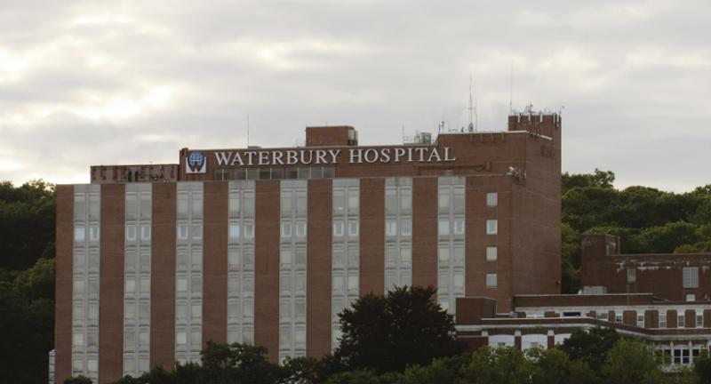 Waterbury Hospital received the largest penalty, 2.19 percent.