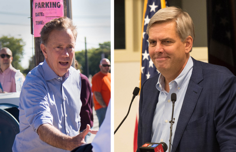 Ned Lamont leads Bob Stefanowski in the latest Quinnipiac University poll, 47 to 43 percent.