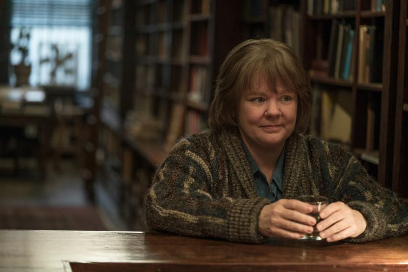 Melissa McCarthy in Marielle Heller's 'Can You Ever Forgive Me?'