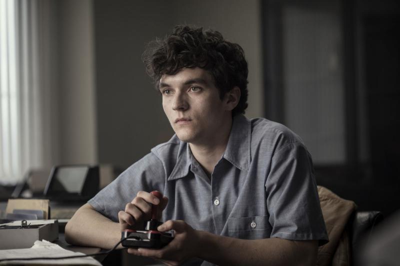 Fionn Whitehead as Stefan Butler in 'Black Mirror: Bandersnatch.'