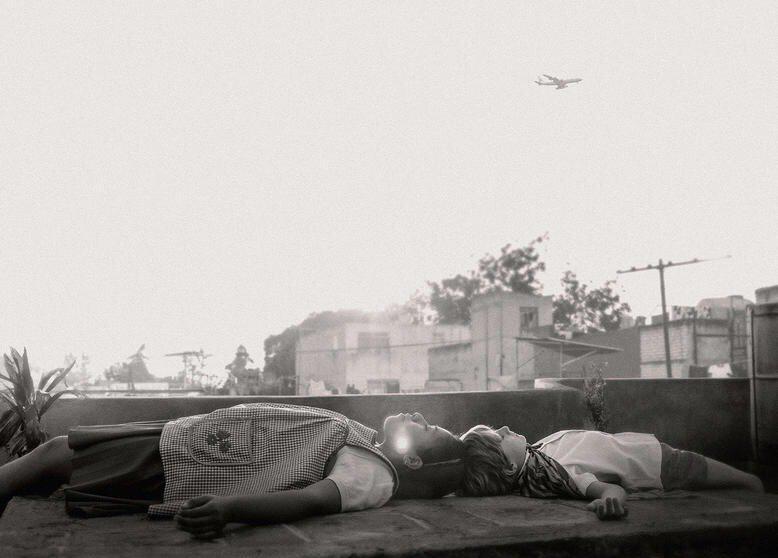 Alfonso Cuarón's 'Roma.'