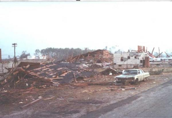 The damage caused by the 1979 tornado in Windsor Locks cost more than $800 million in today's dollars.