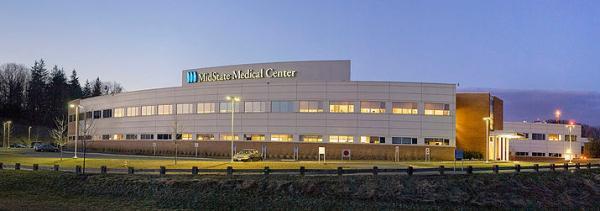 MidState Medical Center.