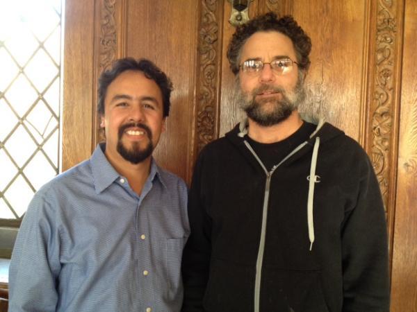 Arturo Perez Cabello and Michael Ross