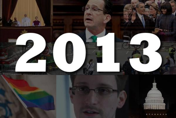 How will you remember 2013?