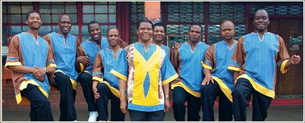 Ladysmith Black Mambazo. The group will perform at UConn on February 1 at 8:00 pm.