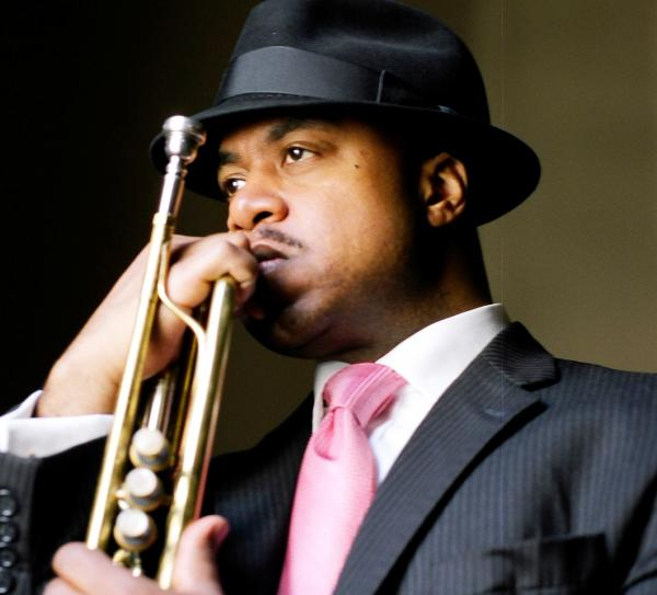 Trumpeter Nicholas Payton is from New Orleans.