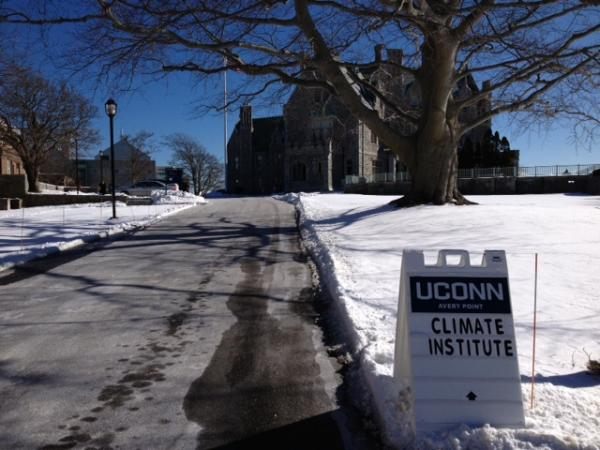 The Institute will be located at UConn's Avery point campus on Long Island Sound.