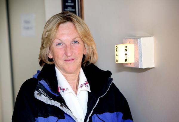 Ingrid Newkirk, Co-Founder of PETA.