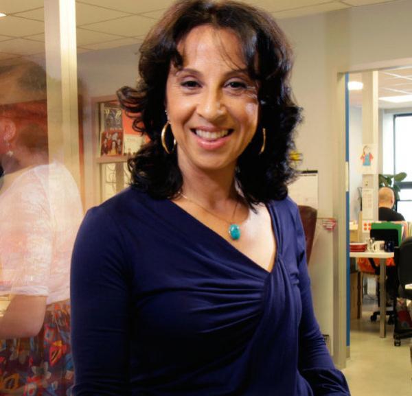 Maria Hinojosa, host of NPR's Latino USA.