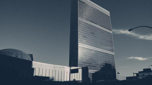 United Nations Secretariat and General Assembly