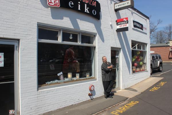 Japanalia Eiko in Hartford.