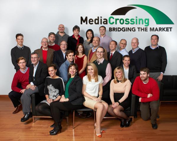 MediaCrossing staff.
