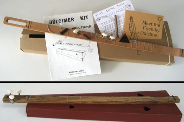 A dulcimer kit.