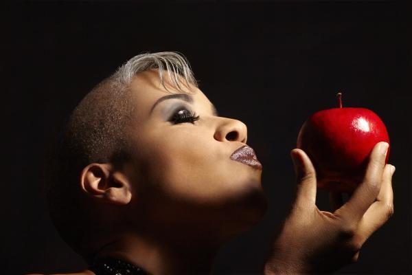 Singer Rene Marie.