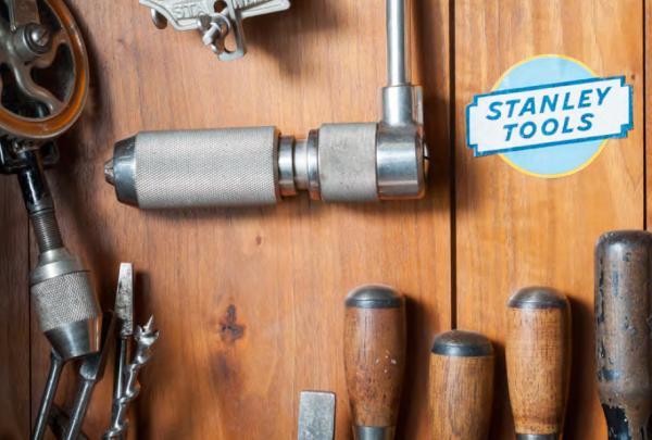 Stanley tools.