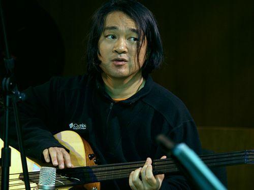 Stomu Takeishi.