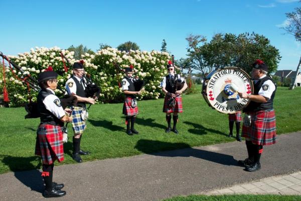 The last reunion was in Stratford, Prince Edward Island, Canada.