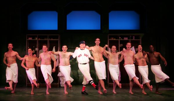"""You've Gotta Have Heart"" in ""Damn Yankees."""