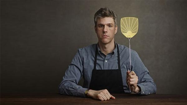 "David Rees in ""Going Deep with David Rees,"" on the National Geographic Channel"