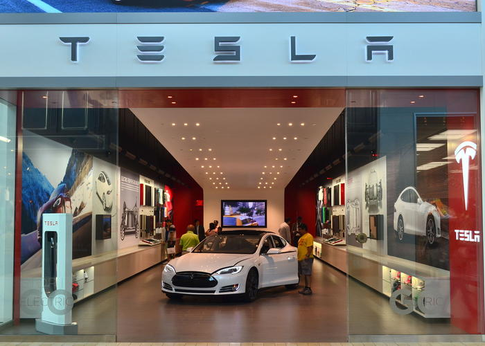 Connecticut Auto Dealers Appear At Capitol To Oppose Tesla