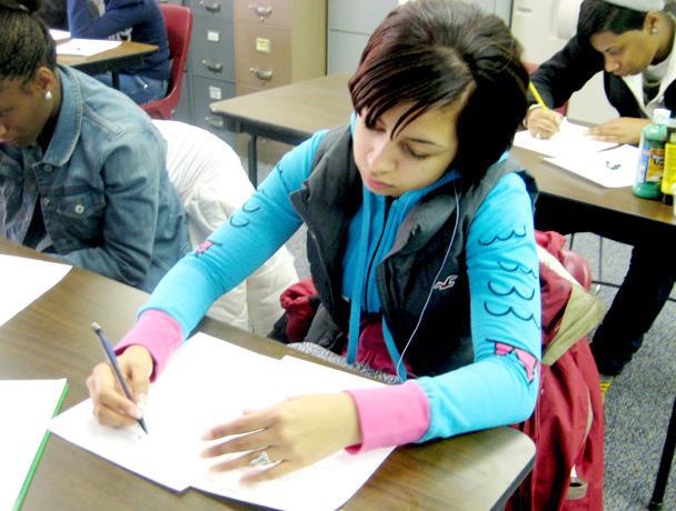Adult Education Teens 103
