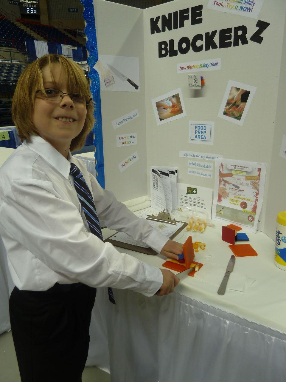 Invention Convention Sparks Creative Kids | Connecticut ...