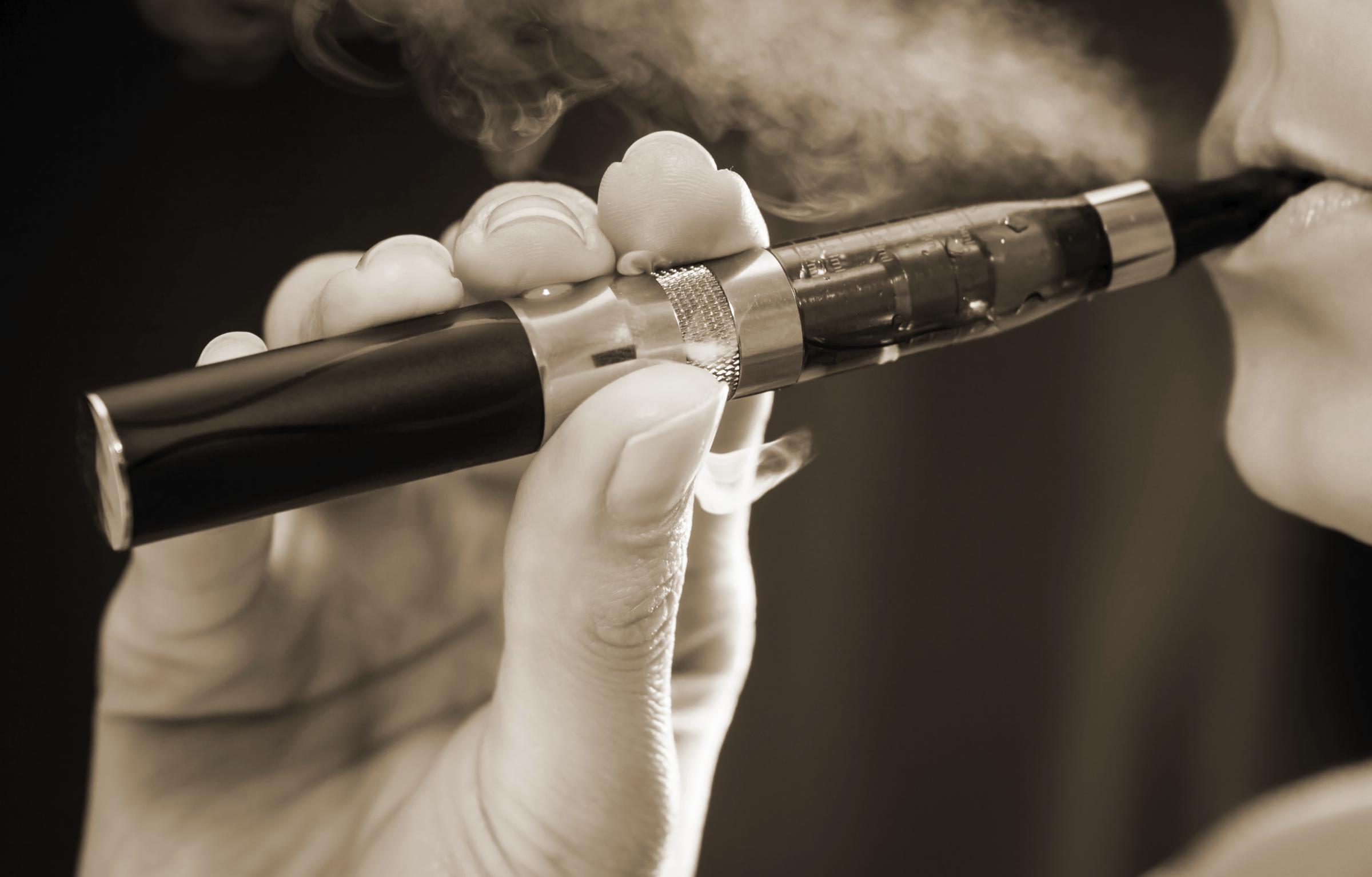 Electronic cigarette starter kit sale