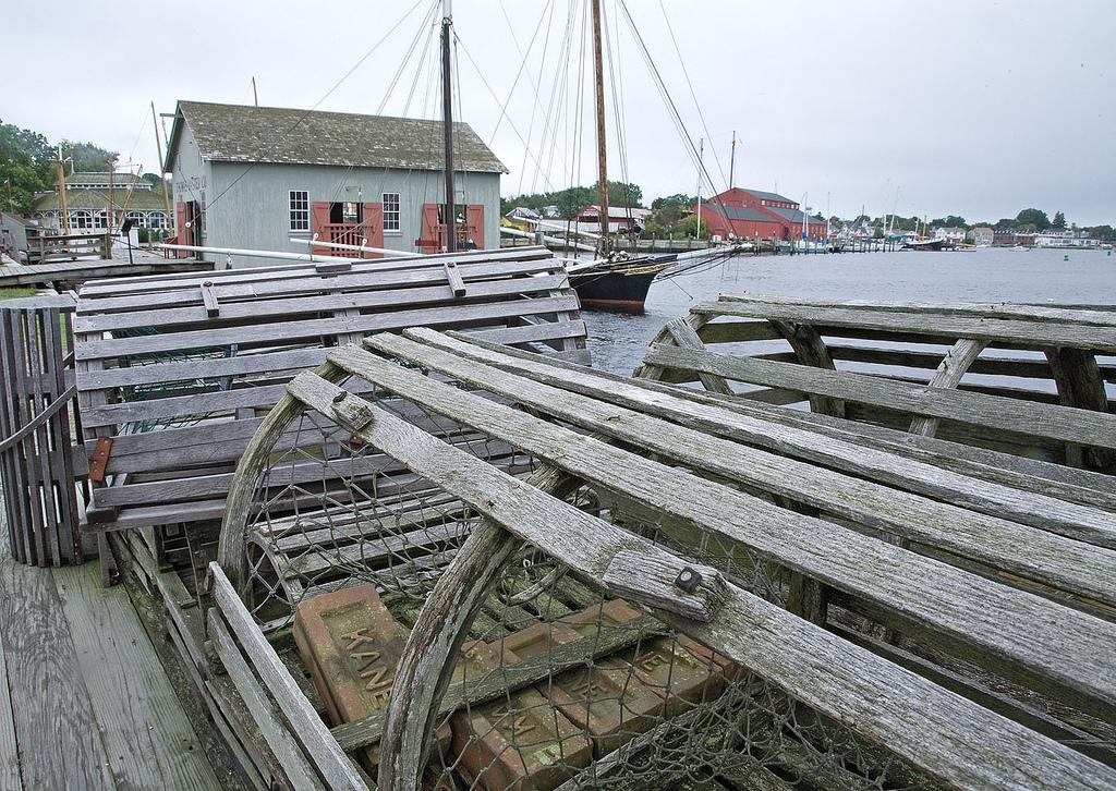 Commercial Fishing In Long Island Sound