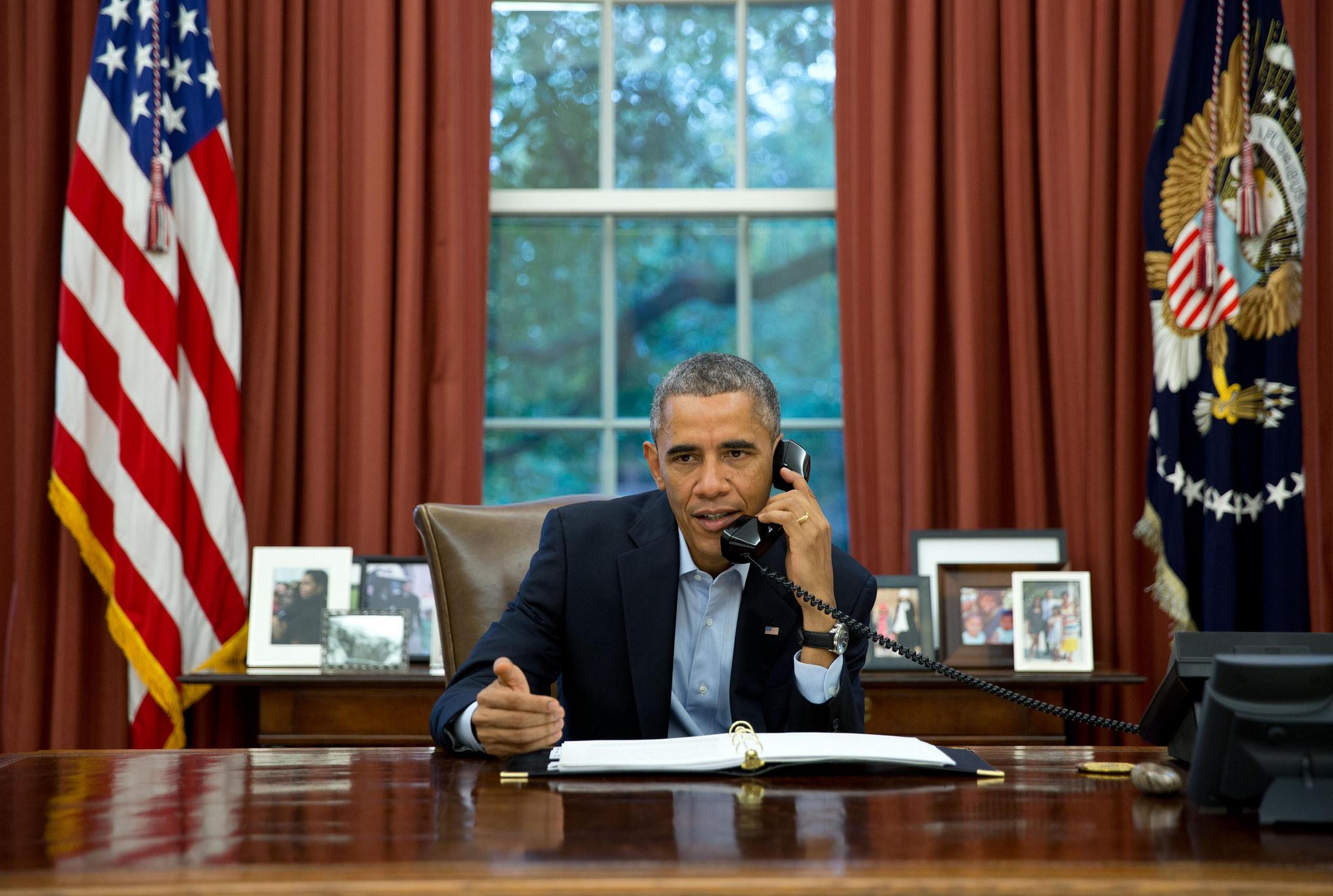 obamas oval office. President Barack Obama In The Oval Office On November 1, 2014. Obamas