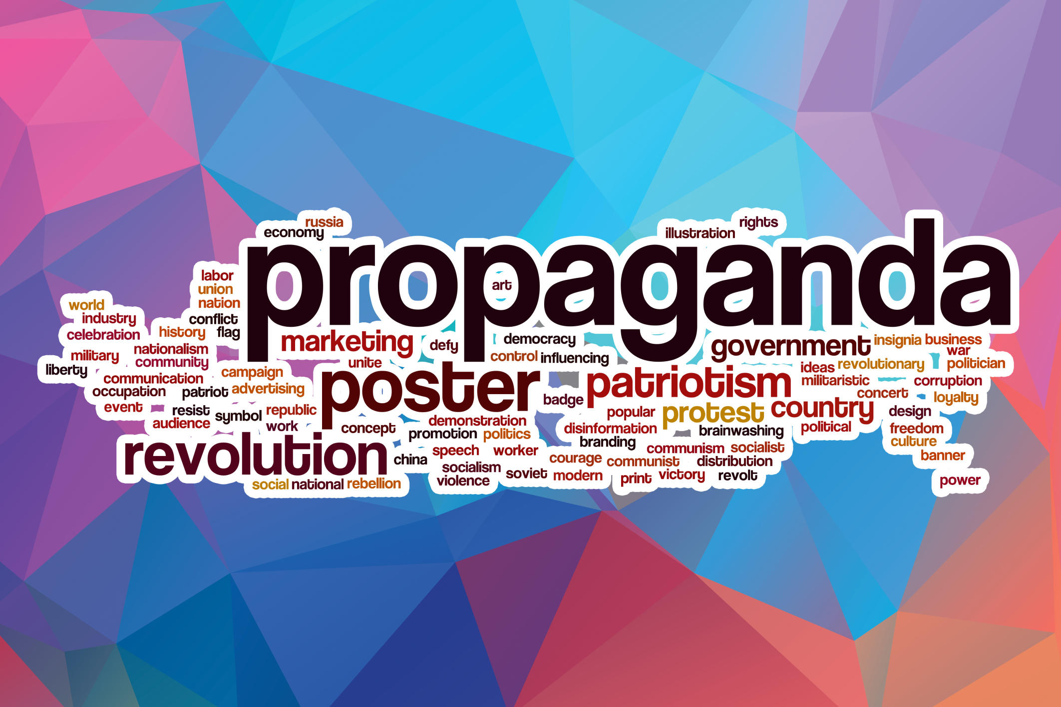propaganda in media The ndaa legalizes the use of propaganda on the us public  davis subsequently explains the cumulative failure of our nation's major media in every category as they continually interviewed .