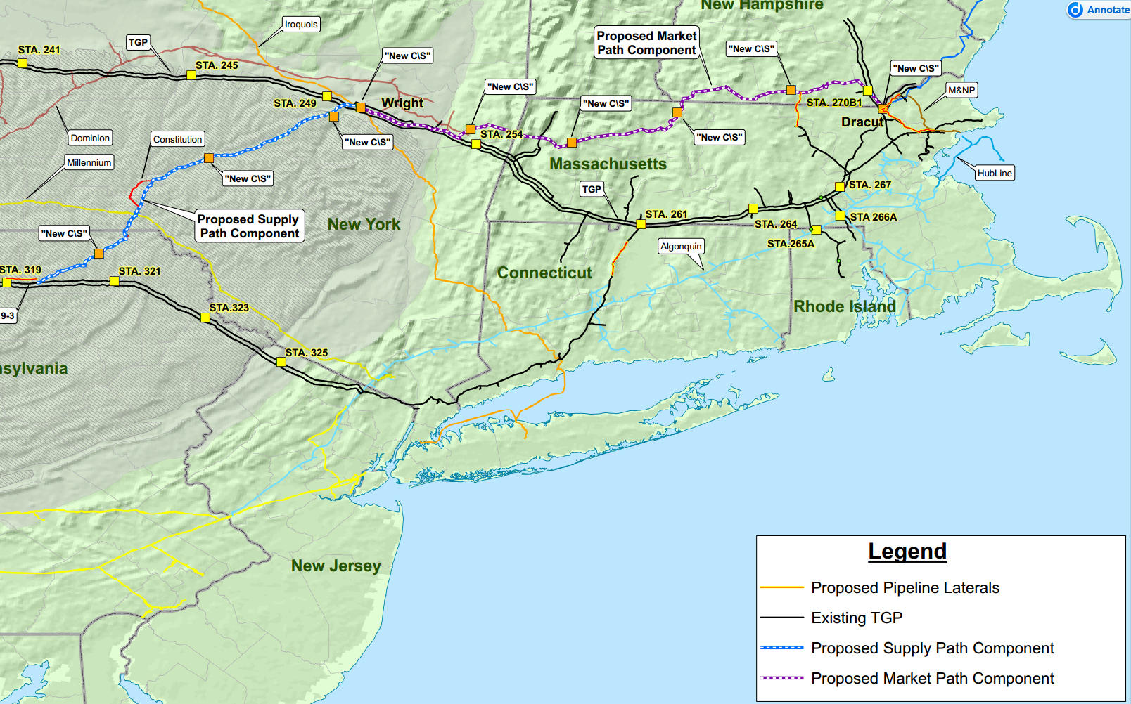 Why Connecticut Should Care About The Proposed New England - Us map expansion