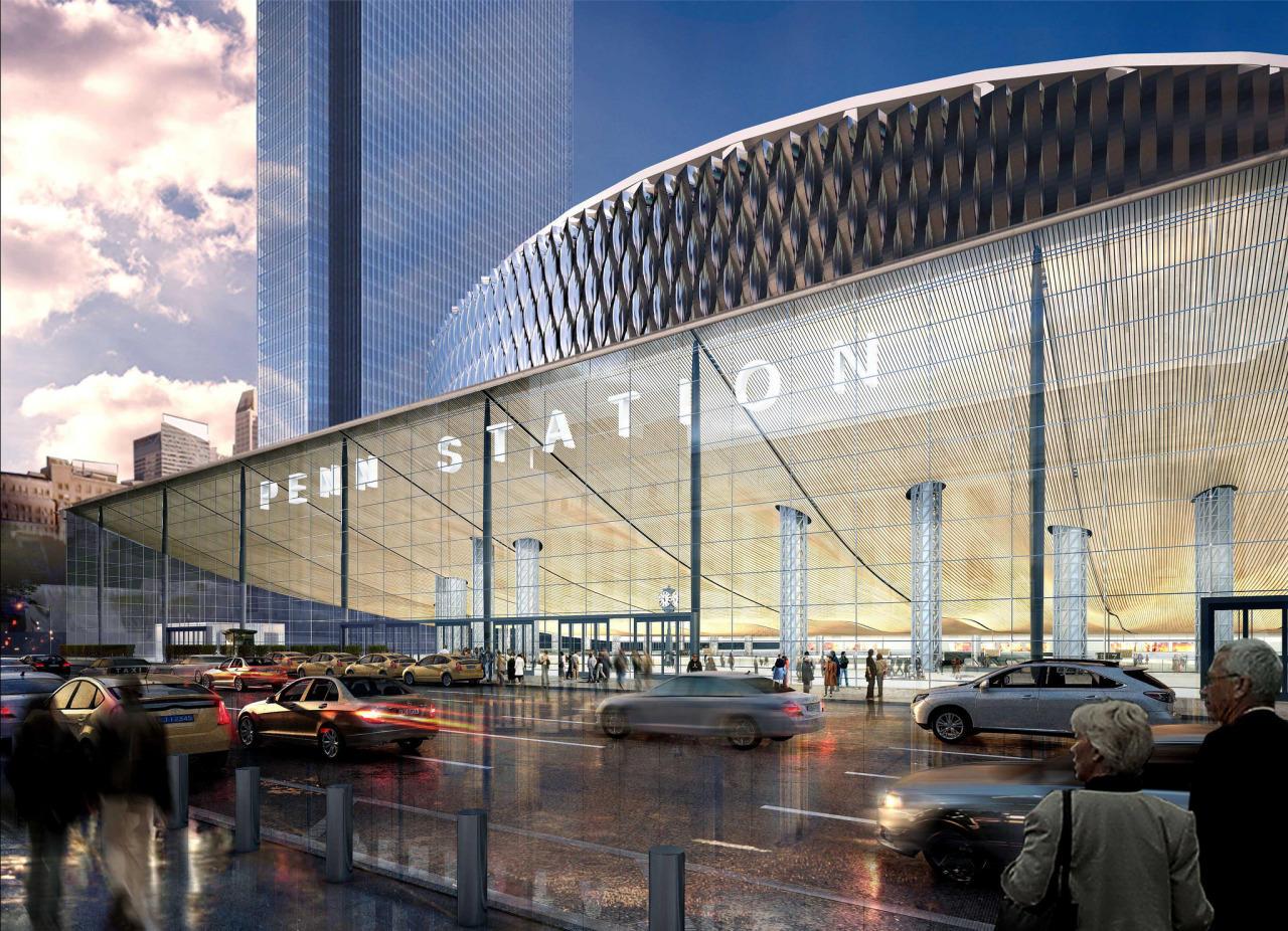 'Ugly' Penn Station to Undergo $3 Billion Revamp, Cuomo Says